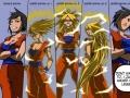Female Super Saiyan
