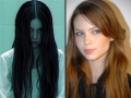 Creepy girl from The Ring