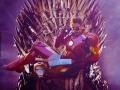 Stark on the Iron Throne