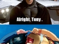 Better end to Iron Man 3