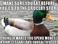 Advice Mallard