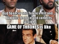 Game of Thrones is like..