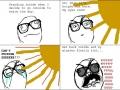 Glasses tint rage