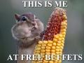 I love buffets!