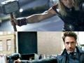 Iron Man vs Thor
