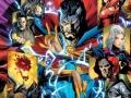 Marvel Universe magic