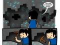 Minecraft heaven!
