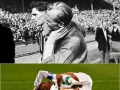 Football - 1956 vs 2010