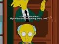 Mr. Burns on wrestling