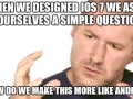 Apple iOS7