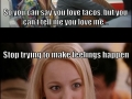 Mean girl's advice
