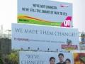 Airlines Slogan War