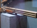 Nine barrel shotgun