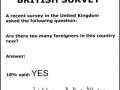 British Survey