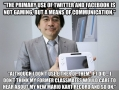 Nintendo CEO Iwata