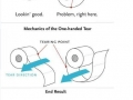 Toilet paper science!