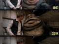 Evolution of Jabba the Hutt