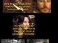 Immortal Keanu Reeves