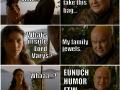 Eunuch humour