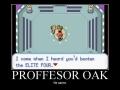 Oak at it again