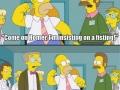 Come on Homer
