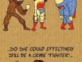 Wonder Woman is better