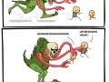 Tickle monster!