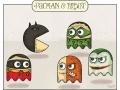 Pacman & Robin
