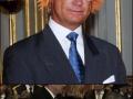King Gustaf of Sweden