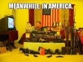 Meanwile In America..