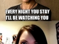 Overly attached, you say