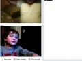 Naughty kid on Chatroulette