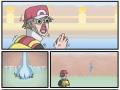 Ash as bad luck Brian