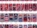 Pepsi & Coca Cola