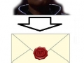 How to seal a letter