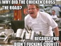 Ramsay the comedian