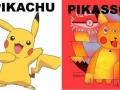 Pikachu-Pikasso