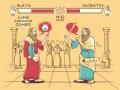 Plato Vs Socrates