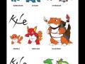 Pokemon re-imagined