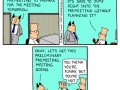 Meeting everyday