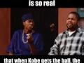 Oh Kobe..