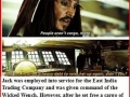 Tale of Jack Sparrow