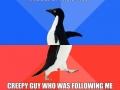 Get rid of stalkers
