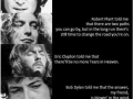 Quotes from singers