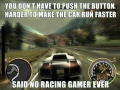 Racing gamers