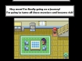 Pokemon game logic