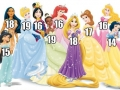 Disney's princesses