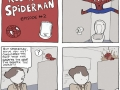 Restroom Spiderman #2