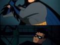 Robin being Robin