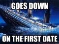 Scantily Clad Titanic